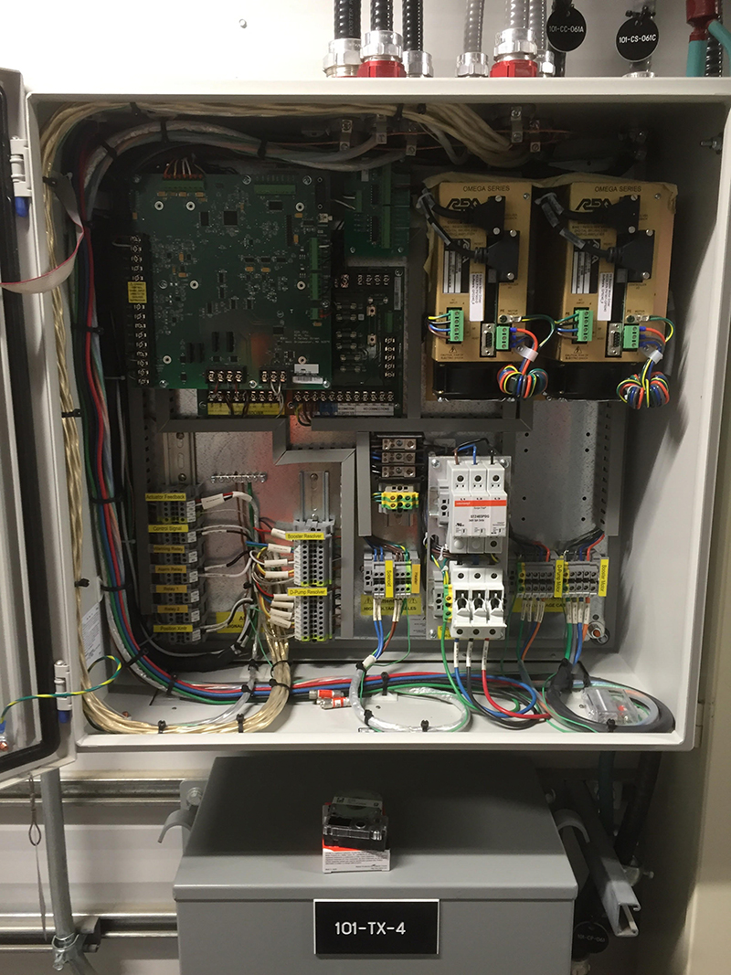 Commissioning Start Up Archon Industries Electrical Panels 101 Control